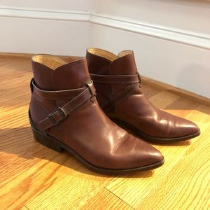 SARTORE VINTAGE BOOTS MINT CONDITION SIZE 38/8